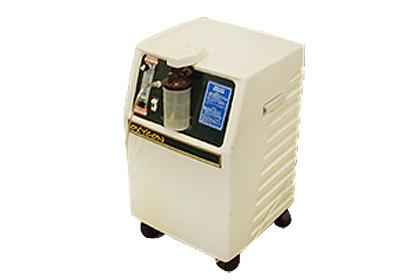 酸素テラピー機械